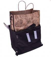 Minehaha Canvas Grocery Bag Pannier