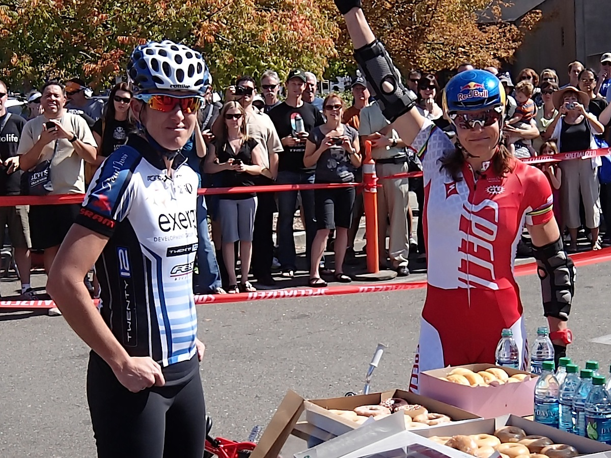Fat Cyclist » Blog Archive » The 2012 GranDonut Race Report 263cc8a5f