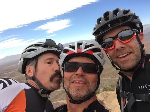 Brad, Kenny, Fatty