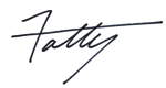 Signature new